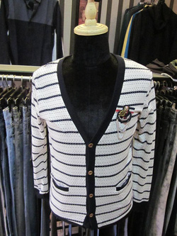Ảnh số 25: Áo khoác len cardigan - Giá: 200.000