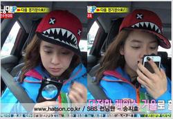 Ảnh số 1: Mũ cá mập Jihyo - Giá: 250.000