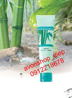 Ảnh số 83: Sữa rửa mặt Avon Naturals chiết xuất tảo và tre 100ml - Giá: 59.000