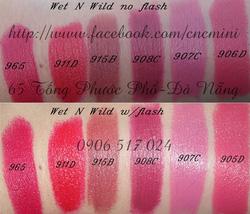Ảnh số 6: Son Wet n Wild Megalast Lipstick Đà Nẵng - Giá: 80.000