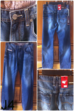 Ảnh số 59: Jeans Diesel - Giá: 250.000