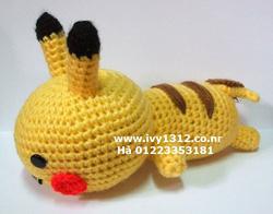 Ảnh số 25: Pikachu mẫu nằm - Giá: 100.000