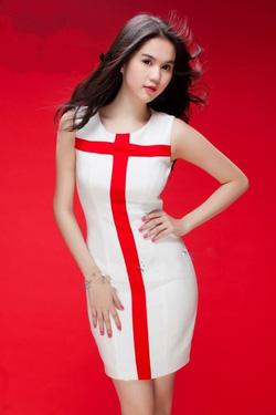 Ảnh số 9: váy chữ thập ngọc trinh - Giá: 150.000