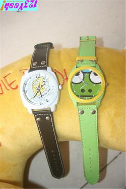 Ảnh số 1: Đồng hồ teen hình chú ếch ngộ nghĩnh DHTT23 - Giá: 120.000