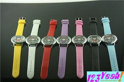 Ảnh số 31: Đồng hồ teen gấu love style DHTT11 - Giá: 120.000