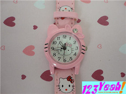 Ảnh số 46: Đồng hồ Hello Kitty cực xinh DHTT8 - Giá: 90.000
