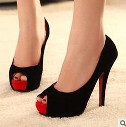 Ảnh số 5: giày cao gót 11cm - Giá: 1.500