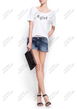 Ảnh số 46: Sooc jeans gấp gấu MNG: 240.000 - Giá: 130.000