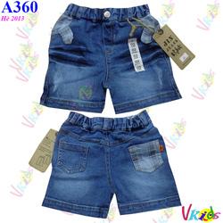 Ảnh số 47: Quần short Jin Jean 388 size 1-5T R/8 - Giá: 1.100