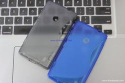 Ảnh số 13: - Ốp Lưng Nokia LUMIA 520 Silicon S-LINE - Giá: 70.000