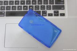 Ảnh số 16: - Ốp Lưng Nokia LUMIA 520 Silicon S-LINE - Giá: 70.000