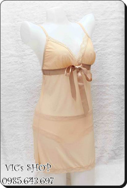 Ảnh số 27: BN3 - Bộ ngủ La Senza (váy + quần) - Giá: 350.000