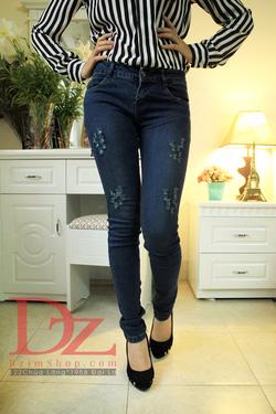 Ảnh số 27: Quần Jeans - Giá: 265.000