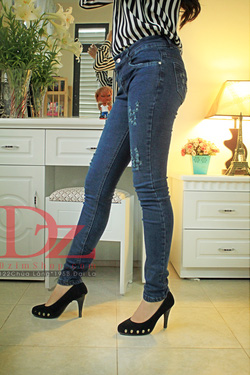 Ảnh số 28: Quần Jeans - Giá: 265.000