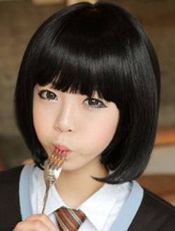 Ảnh số 57: Korea tóc xoăn nhẹ phồng - Giá: 600.000