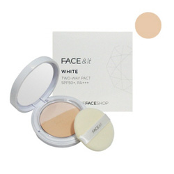 Ảnh số 14: Phấn Face it White Two-way pact - Giá: 360.000
