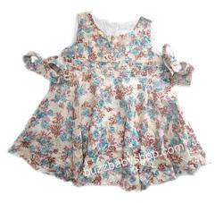 Ảnh số 20: Đầm kate mềm Sweet Heart Rose XUẤT, 5>7tuổi, trộn màu 6cái - Giá: 1.000