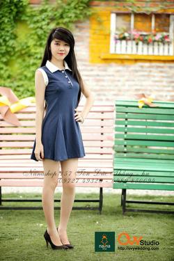Ảnh số 84: Váy phông thể thao chân xòe ( MS V1012) : 180k màu: tím than , trắng - Giá: 180.000