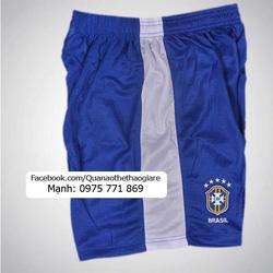 Ảnh số 55: Quần áo bóng đá đội tuyển Brazil - Giá: 85.000
