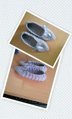 Ảnh số 12: Giày xám nữ - Giá: 100.000
