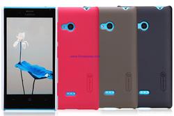Ảnh số 20: - Ốp Lưng NOKIA Lumia 720 NILLKIN Sần - Giá: 120.000