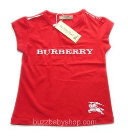 Ảnh số 4: Áo thun Burberry, size đại 8>12 tuổi - Giá: 1.000