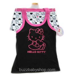 Ảnh số 40: Bộ thun Hello Kitty Xuất, size 4>14 tuổi, trộn 10bộ - Giá: 2.000