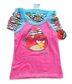 Ảnh số 42: Bộ thun Hello Kitty Xuất, size 4>14 tuổi, trộn 10bộ - Giá: 2.000