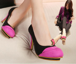 Ảnh số 51: Giày cao gót  model 2013 -GCG051 - Giá: 480.000