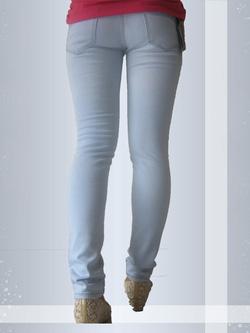 Ảnh số 42: Jeans nữ - Giá: 180.000