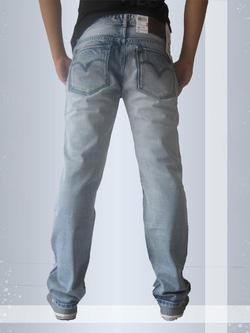 Ảnh số 24: Jeans nam - Giá: 200.000