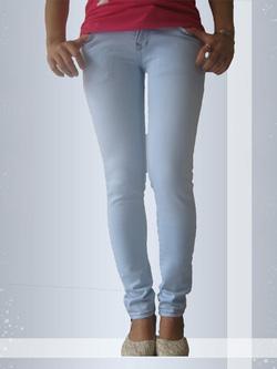 Ảnh số 64: Jeans nữ - Giá: 180.000