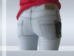 Ảnh số 66: Jeans nữ - Giá: 180.000