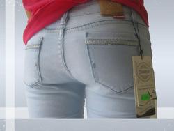 Ảnh số 72: Jeans nữ - Giá: 180.000