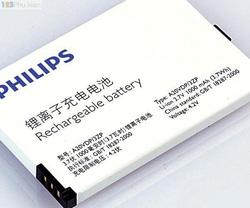 Ảnh số 7: Pin điện thoại Philips  X501.X503,X710,X513 - Giá: 390.000
