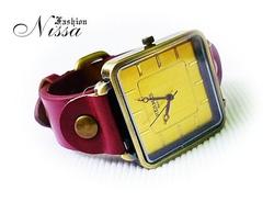 Ảnh số 8: Đồng hồ đeo tay nữ Hermes - NU180 - Giá: 120.000