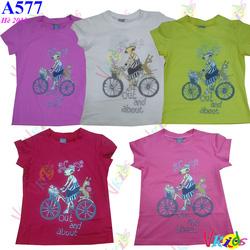 Ảnh số 50: 577- Áo phông BG đi xe đạp Zara/8 - Giá: 1.100