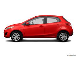 Ảnh số 2: Mazda 2 - Giá: 564.000.000
