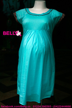 Ảnh số 57: Váy bầu cộc tay Belly V362090 - Giá: 450.000