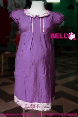 Ảnh số 62: Váy bầu cộc tay Belly V393006.4 - Giá: 450.000