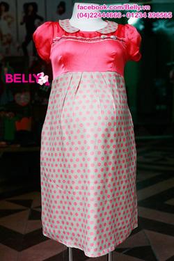 Ảnh số 63: Váy bầu cộc tay Belly V393012.1 - Giá: 450.000