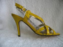 Ảnh số 53: Sandal cao gót VIêt Nam xuất khẩu FootGlove X09 size37 - Giá: 304.000