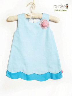 Ảnh số 1: Đầm bé gái - Giá: 9.999