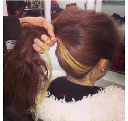 Ảnh số 41: Phấn nhuộm tóc Highlight Korea - Giá: 40.000