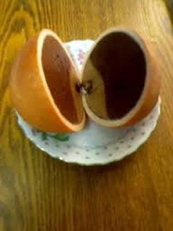 Ảnh số 7: Bánh flan trái dừa - Giá: 100.000