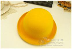 Ảnh số 78: Mũ nấm vàng - Giá: 160.000