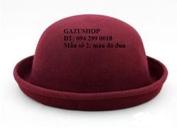 Ảnh số 82: Mũ nấm đỏ đun - Giá: 160.000