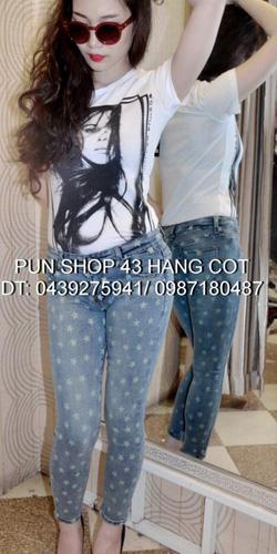 Ảnh số 9: áo phông hình cô gái monica pun - Giá: 120.000
