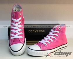 Ảnh số 79: Giày Converse Classic Hồng - Giá: 220.000