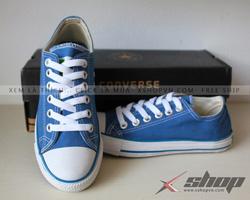 Ảnh số 16: Giày Converse Cờ Ýthấp cổ - Giá: 250.000